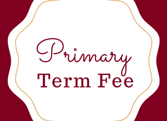 Primary Term Payment
