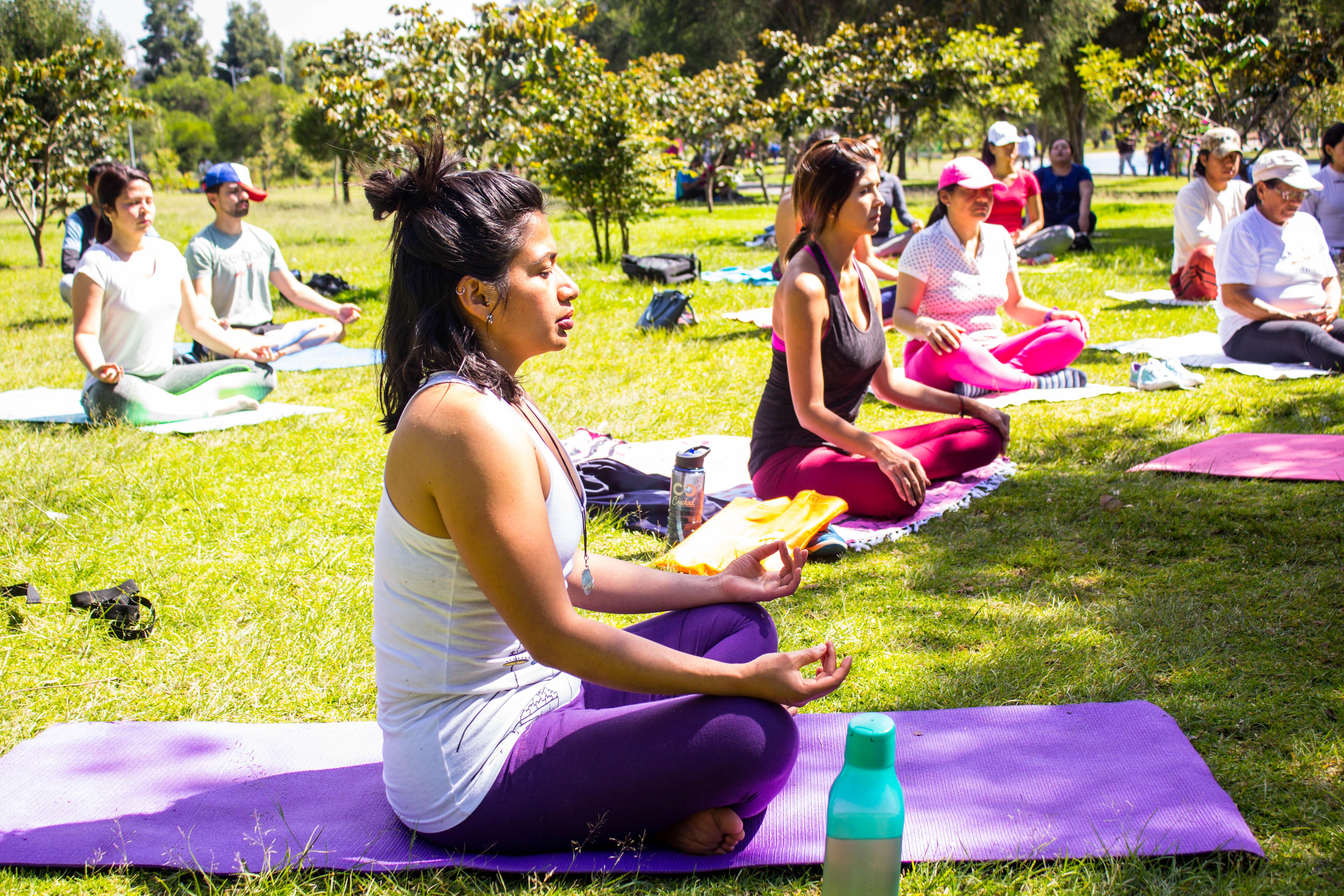 Yoga en La Carolina, Plena Salud