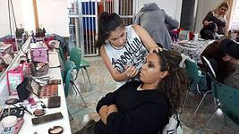 Curso de Maquiagem Prof. Eliana