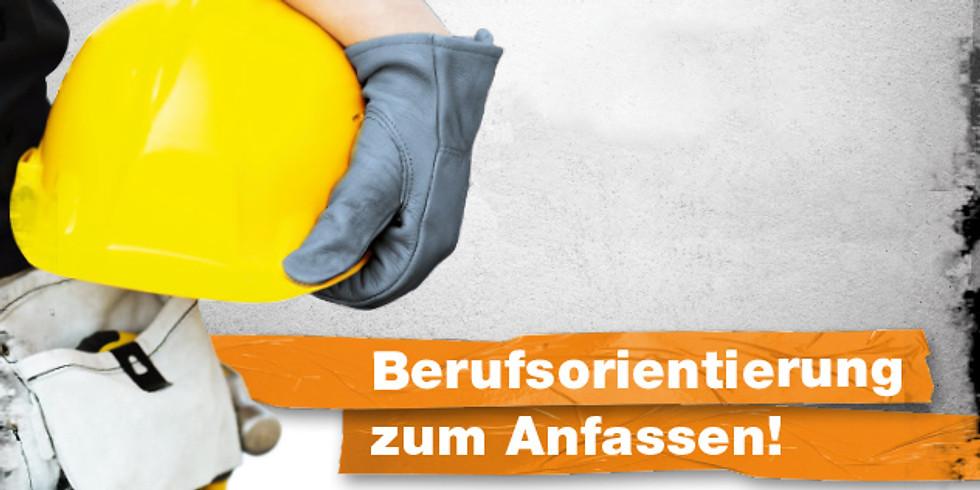Infotag Bauausbildung BZ Bau Donaueschingen