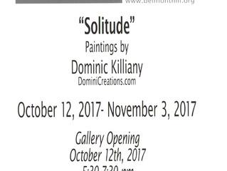 """Solitude"" Landau Gallery, Belmont, MA"