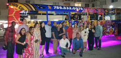 colombia Party bus chiva colombiana de rumba party bus glow in the dark open air  colombian party bu