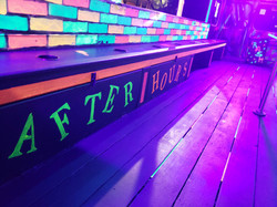 Party bus chiva colombiana en miamide rumba party bus glow in the dark open air  colombian party bus