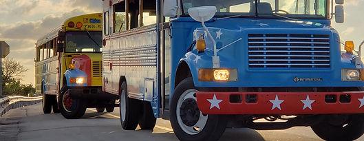 Party bus chiva colombiana de rumba