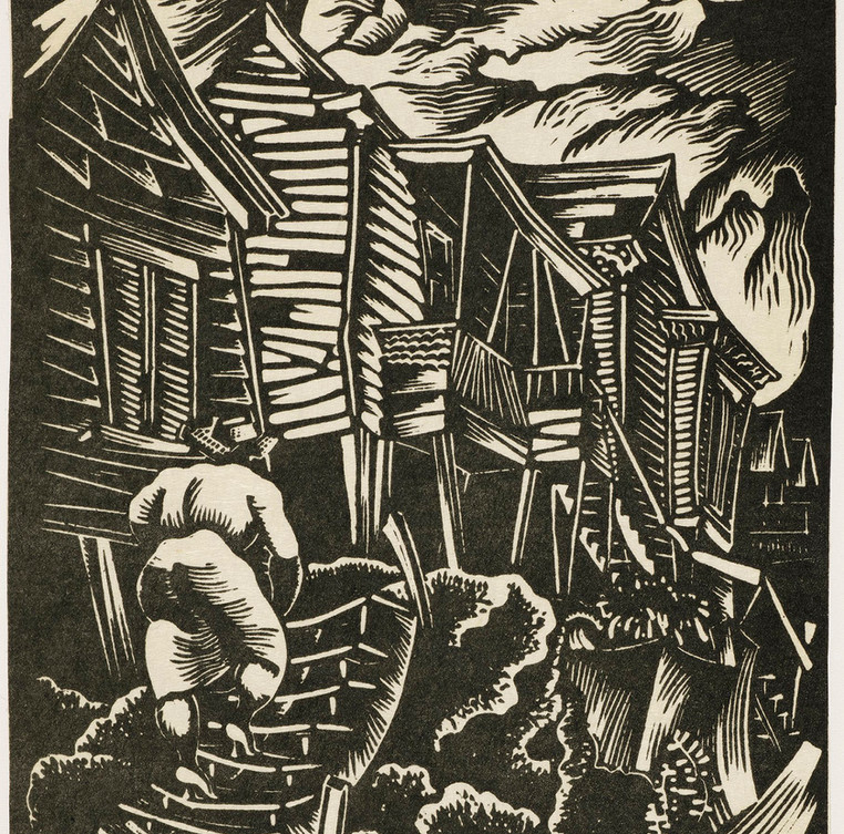 Coming Home, 1931-1940.