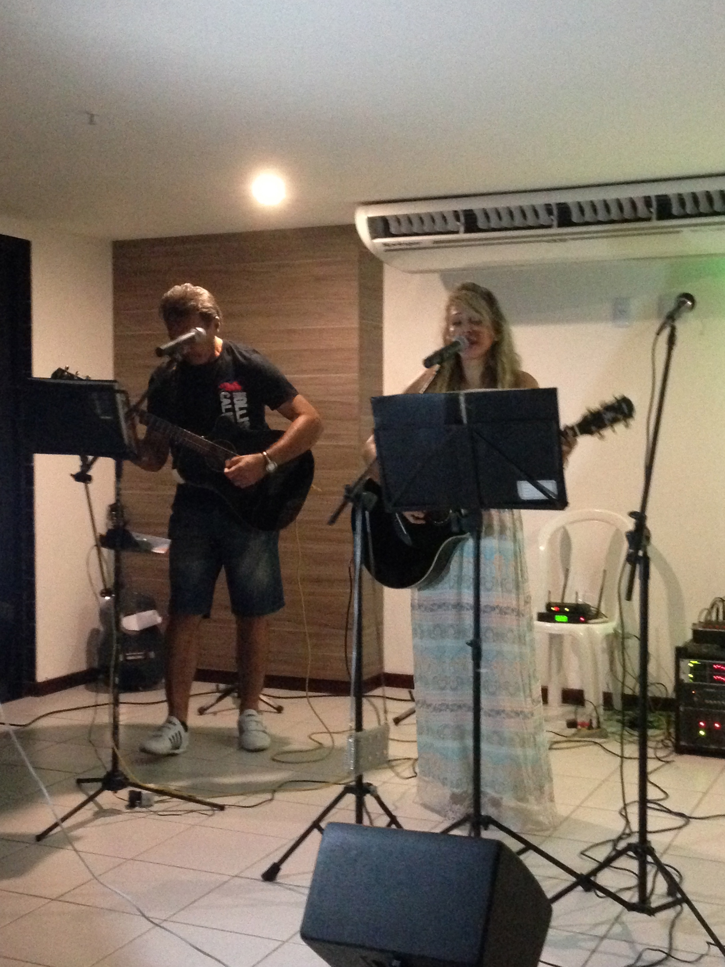 Aula de canto e piano-Florianópolis
