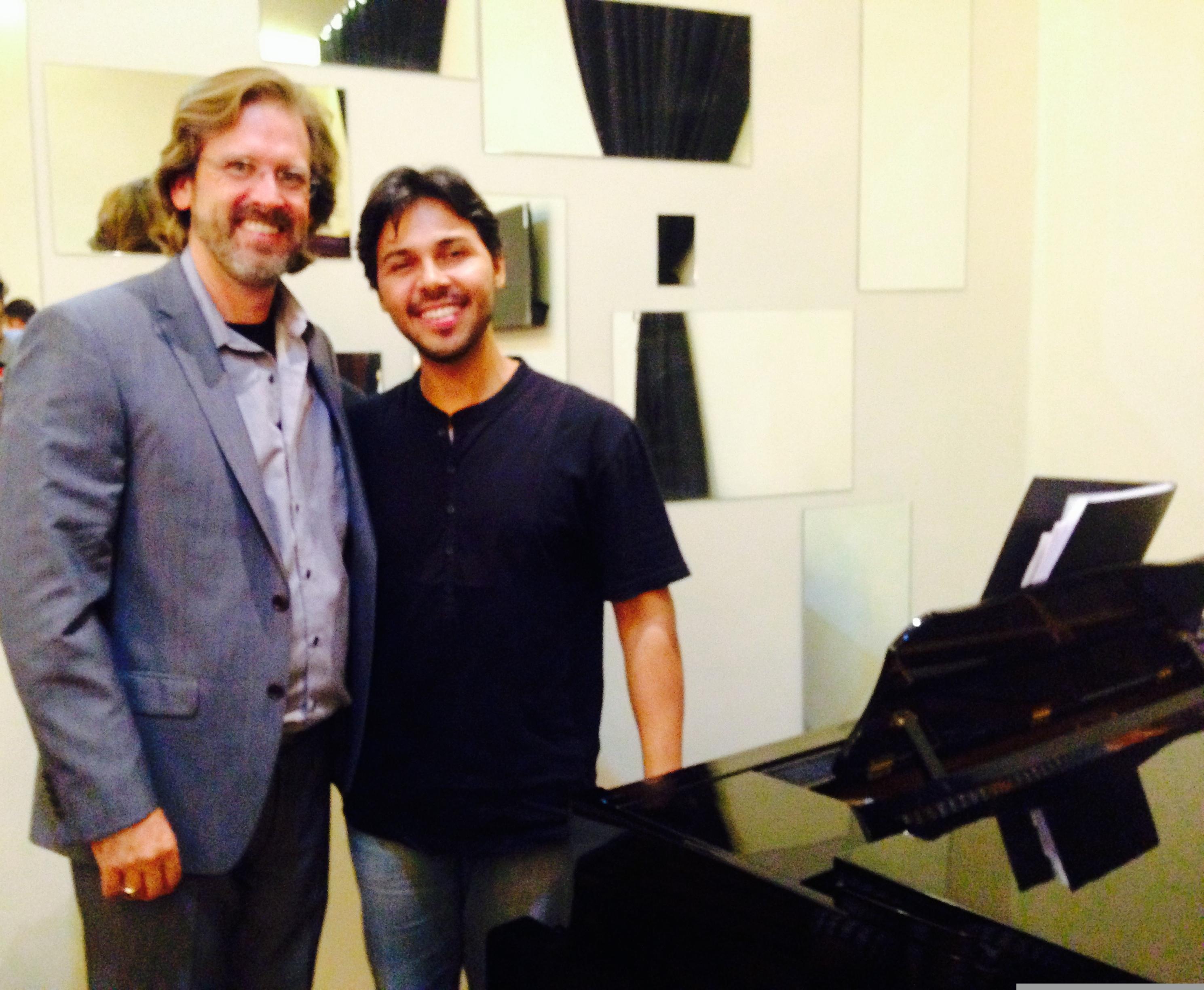 Maestro Eric Johnson