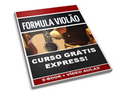 Ebook fórmula violão
