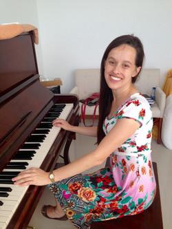 Aula de Canto e Piano (Campeche/Flor
