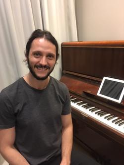 Aula de Piano em Florianópolis