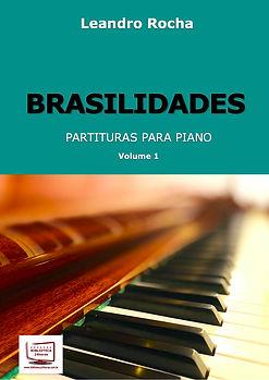 Brasilidades, partituras para piano