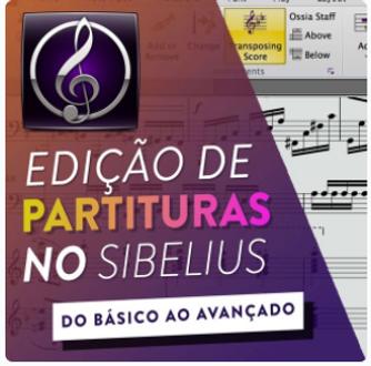 Edição de partituras no Sibilius