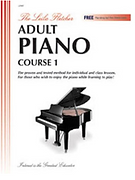 Leila Fletcher Adult Piano Course - Book 1