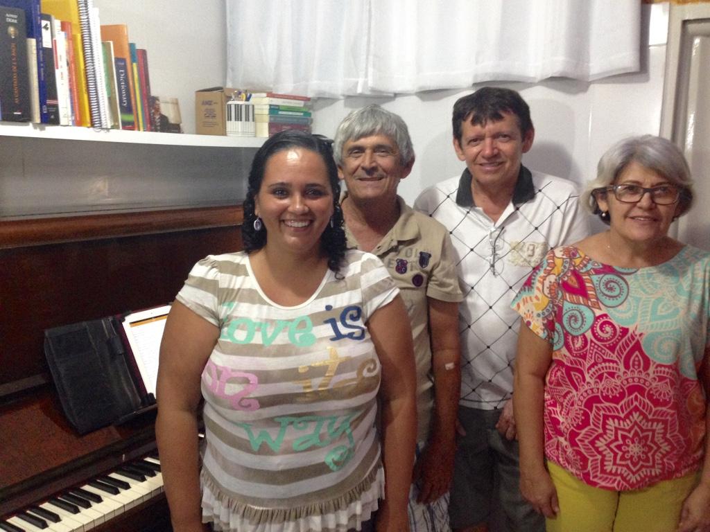 Aula de Canto-Florianópolis