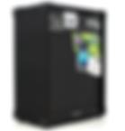 Caixa De Som Frahm Multiuso Amplificada Ativa Mf600 App Bluetooth