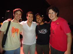 Diogo Guanabara e Macaxeira Jazz
