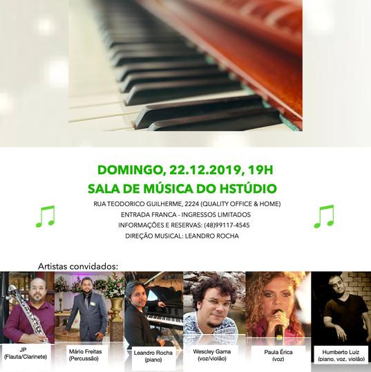 Concerto NATALINO - NATAL(RN) - 22.12.19