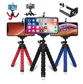 Mini Tripé Flexível Para Celular Gopro Câmeras Nikon Canon