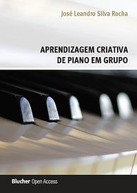 Aprendizagem criativa de piano em grupo