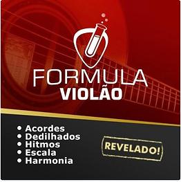 Fórmula do violão