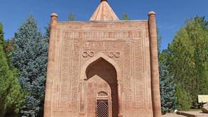 Мечети на землях кыргызов-мусульман