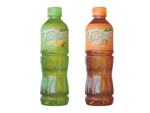 Напиток Tazza | Дизайн этикетки