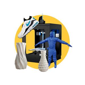 промышленный дизайн, 3D печать