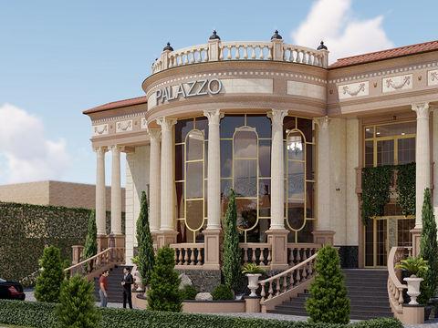 Palazzo | Дизайн фасада