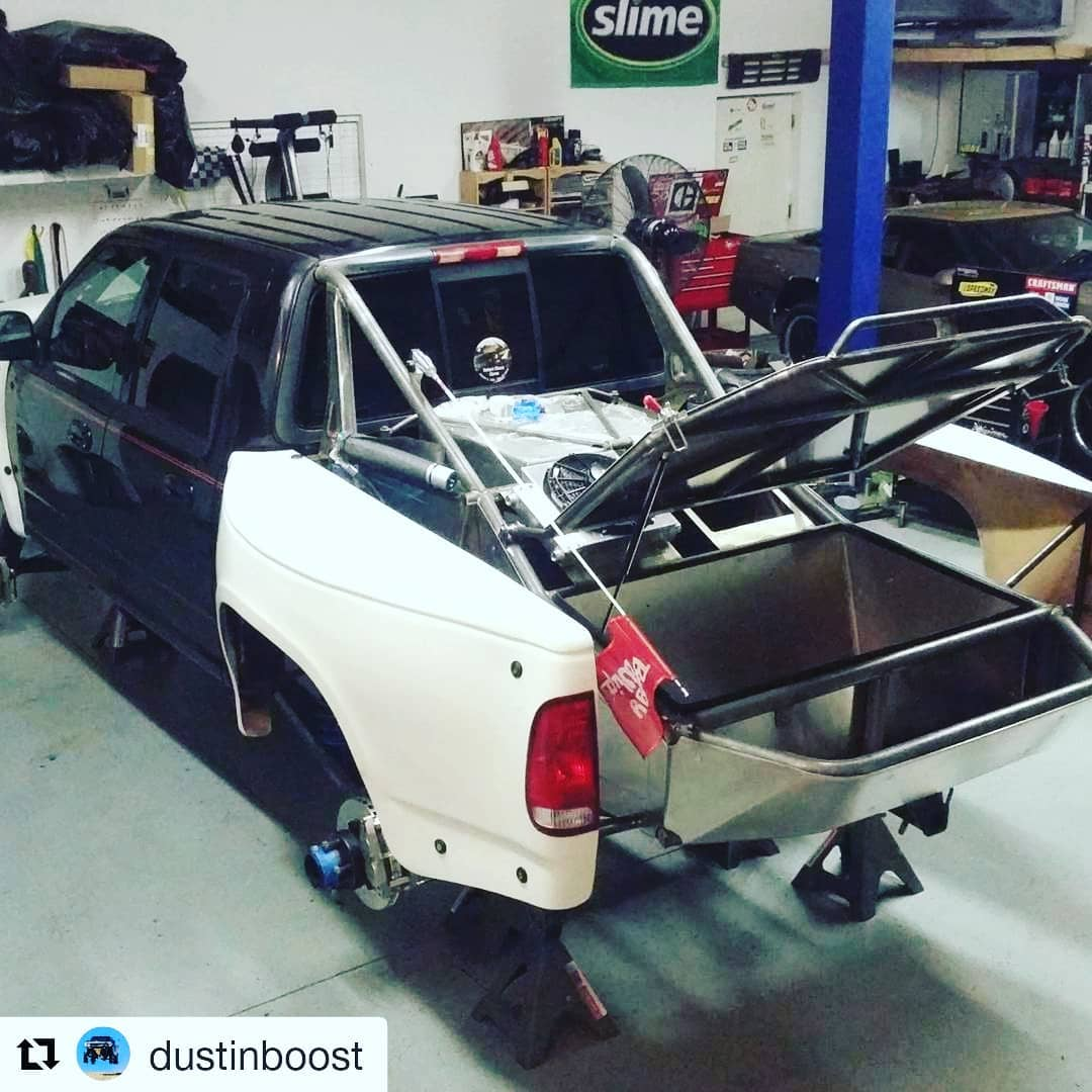 Dustin Boost Ford