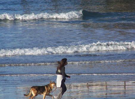 20 Years Running on the Beach
