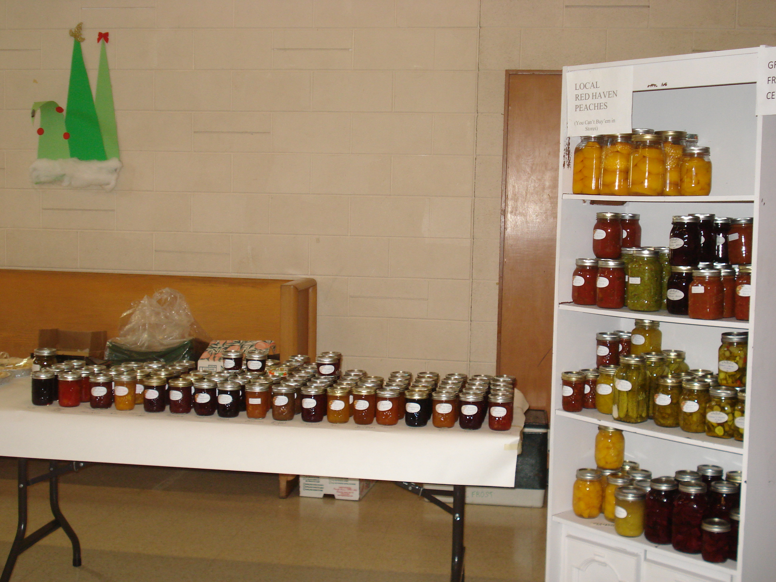 Jams and Jellies and More