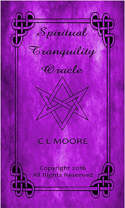 Spiritual Tranquility Oracle - 2nd Edition