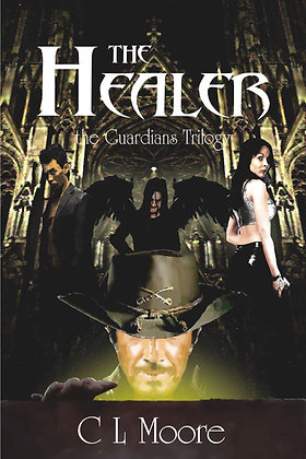 THE HEALER - The Guardians Trilogy - Book 1