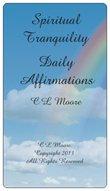 Spiritual Tranquility Daily Affirmations