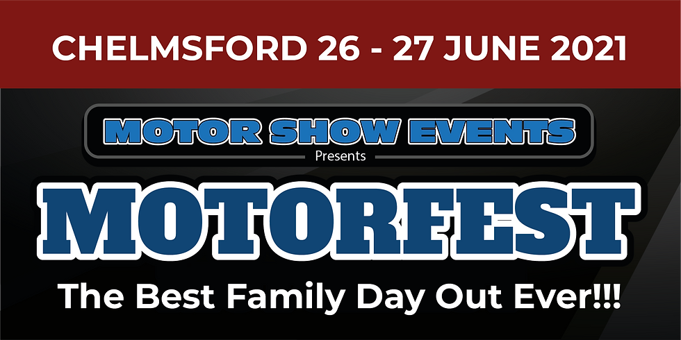 Chelmsford MotorFest 2021