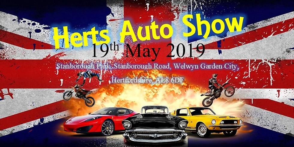 Herts Auto Show