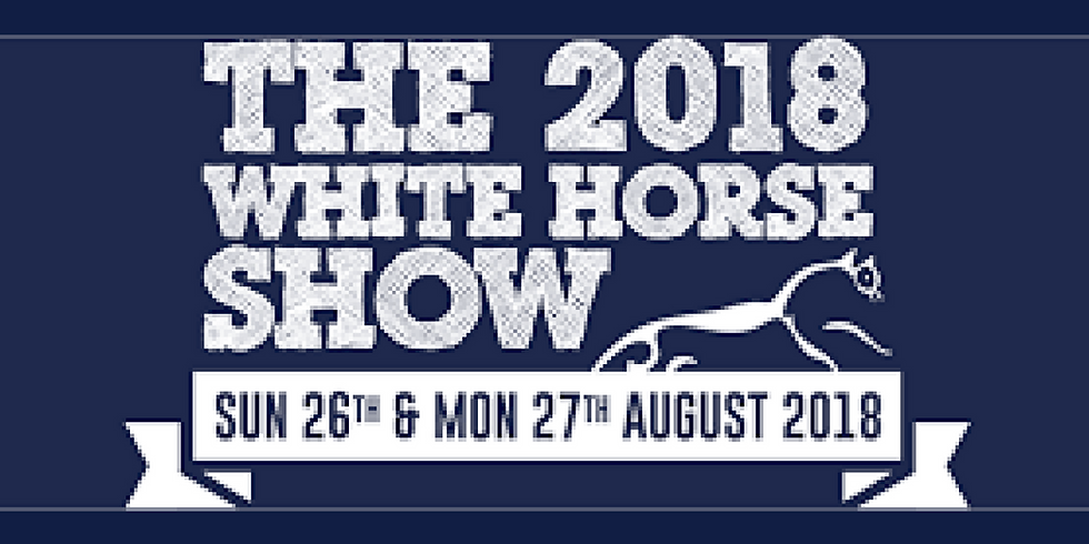 Uffington White Horse Show 2018