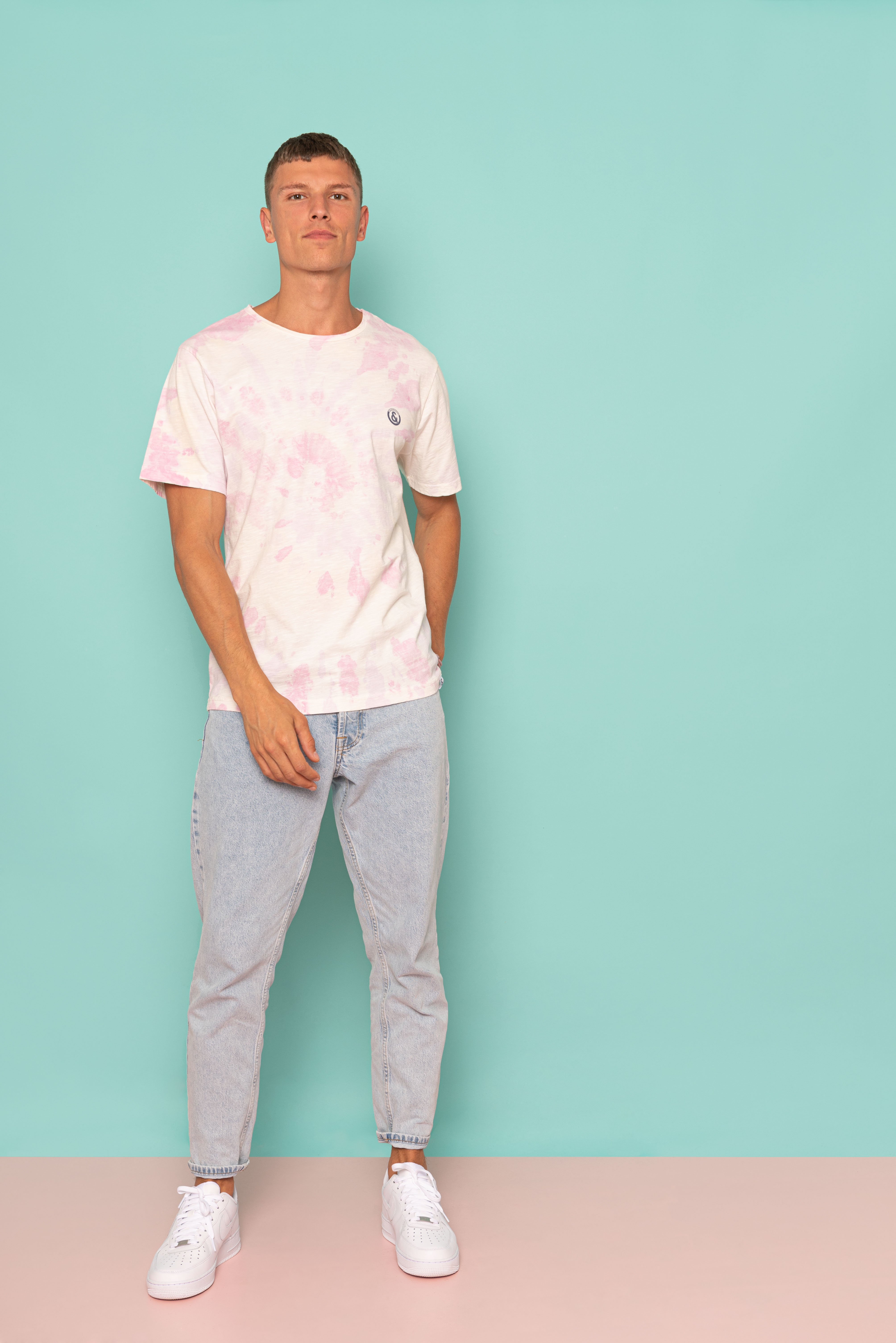 C&S SS20 Sun-Colour T-Shirt UV