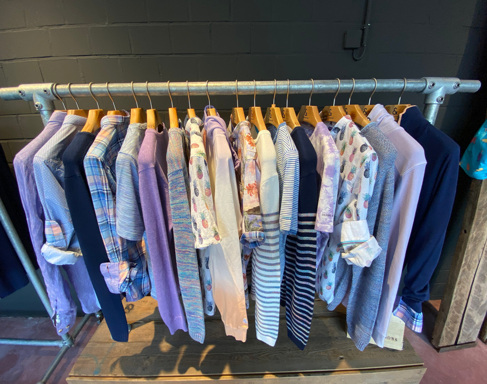 Colours & Sons showroom SS21