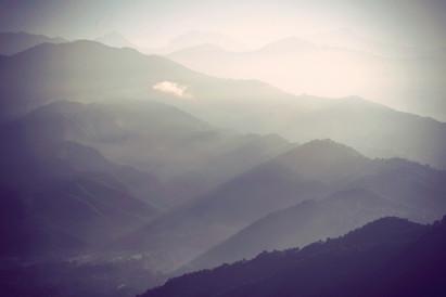 paysage de Montagne, Grenoble