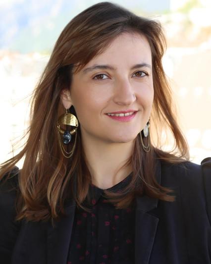 Portrait d'artiste. Photographie d' Alice Navarro au Studio Génissieu à Grenoble.