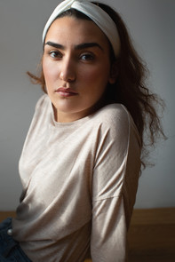 Portrait de Katia Santos-Cottin, Comédienne à Paris