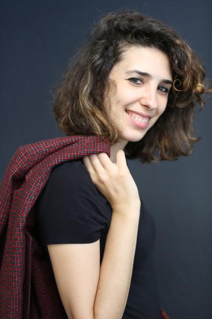 Portrait d'Isabel décoratrice