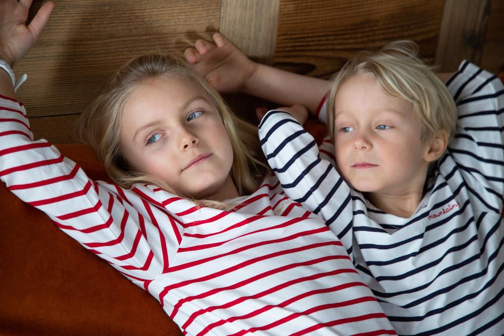 ValdIsere-Family-KIDS -mariniere (canapé