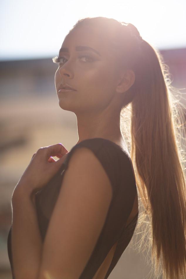 Portrait de Shauna Crozet Miss Isere 2020