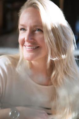 Portrait Alice fondatrice de la marque Mountain Girl