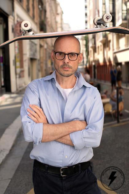 Portrait Morgan Navarro, Auteur et Illustrateur de BD