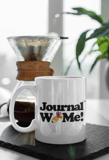 Journal W/ Me Inspiration Mugs