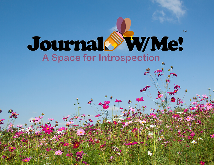 Journal W/ Me - 10-Day Guide Towards Building an Authentic Relationship with God