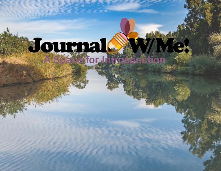 Journal W/ Me - 12 Days of Spiritual Journaling